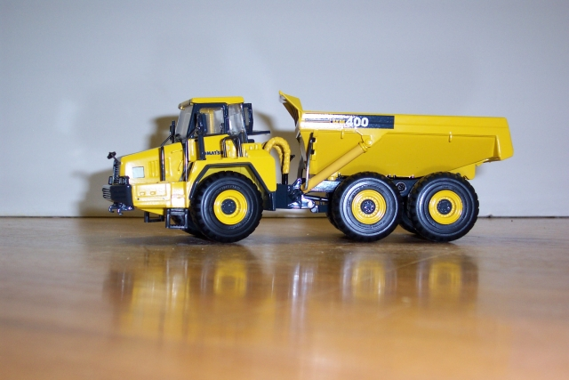 Construction Models Trucks