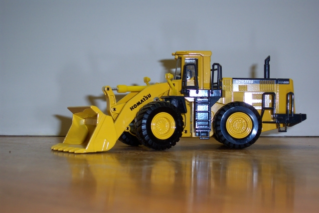Construction Models Wheel Loaders
